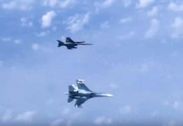 Caça russo expulsa avião espanhol em missão da Otan