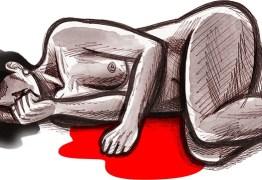 Mulher é estuprada e suspeito tenta enterrá-la viva: VAJA VÍDEO