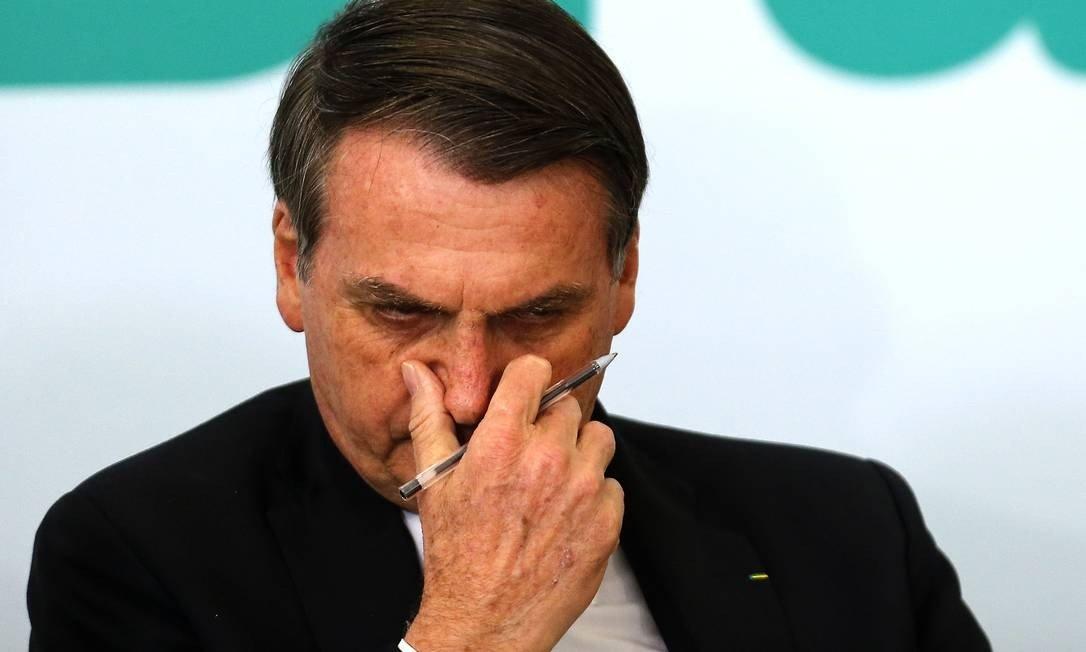 bolsonaro 2 - Bolsonaro diz que ONGs podem estar por trás de queimadas na Amazônia