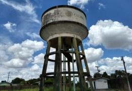 Cagepa realiza manutenção em reservatório de Cabedelo e bairros em fornecimento de água interrompido