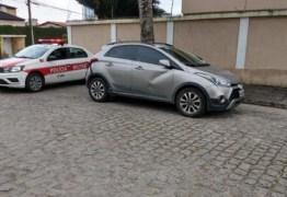 OUSADIA CRIMINOSA: Ladrões utilizam carro da filha de Manoel Ludgério para roubar loja em CG