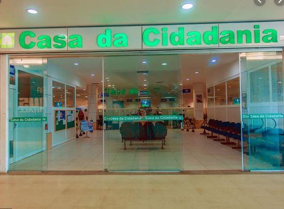 casa da cidadania - Casas da Cidadania reabrem nesta terça-feira em João Pessoa