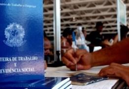 Paraíba lidera saldo de empregos do Nordeste em julho, revela Caged