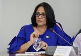 'Abuso não se explica e não se minimiza, se pune', diz Damares Alves após polêmica sobre calcinhas na Ilha de Marajó
