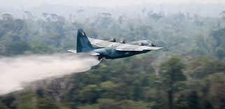 download 1 3 - Aviões da FAB começam a ser usados no combate a queimadas na Amazônia - VEJA VÍDEO