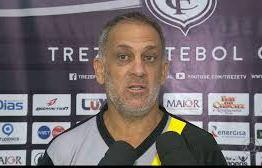 Lutando contra o rebaixamento Treze anuncia retorno de treinador