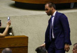 Quase metade do Senado apoia PEC que impediria indicação de Eduardo Bolsonaro como embaixador
