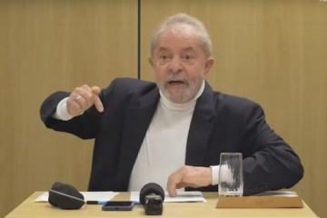 entrevista lula bob fernades - Lula diz que vai provar que Moro e Dallagnol são bandidos; VEJA VÍDEO