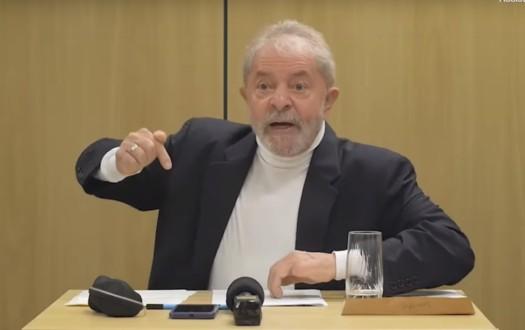 entrevista lula bob fernades - 'SEM MEIO-TERMO': Lula se nega a deixar prisão antes de ser declarado inocente