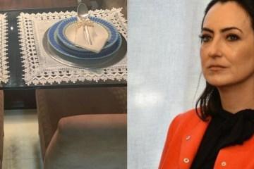 feministas - Mulher de Moro publica foto de mesa de jantar e manda recado para feministas: 'Sorry, mas amo cuidar de quem amo'