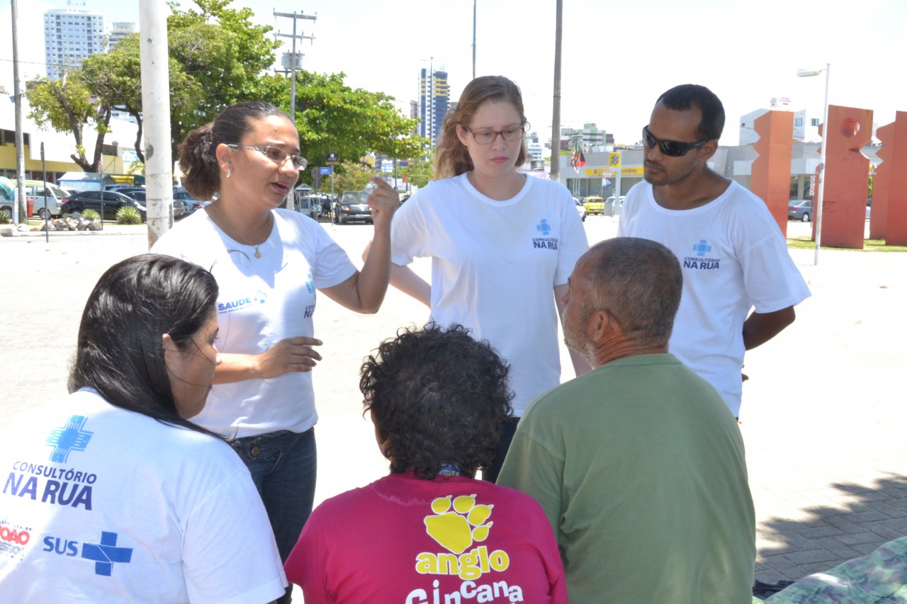 foto.Ivomar Gomes Pereira 181 - Secretaria de Saúde de João Pessoa promove atividades para pessoas em situação de rua no Parque da Lagoa