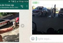 Jovem é levado à delegacia após postagem em WhatsApp contra Polícia Militar