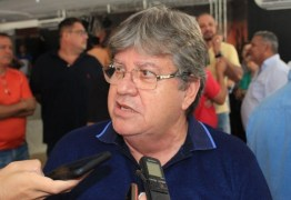 """""""Não passa pela minha cabeça rediscutir condições de apoio"""" diz João Azevêdo sobre possível reunião com o G11"""