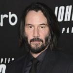 keanu reeves evan agostini invisionap widelg - Keanu Reeves causa apagão no centro de São Paulo com gravação de nova série
