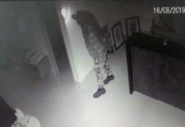 Câmeras de segurança flagraram arrombamento de escritório de Ricardo Coutinho – VEJA VÍDEO