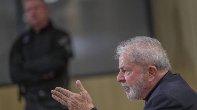 lula 2 - Defesa de Lula pede ao TRF-4 que analise mensagens divulgadas pela Vaza Jato