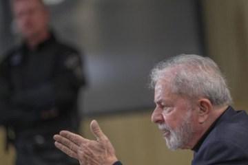 Defesa de Lula pede ao TRF-4 que analise mensagens divulgadas pela Vaza Jato