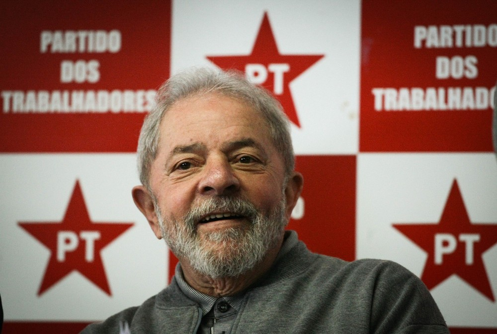 lula gleise fta20170703085 aloisio mauricio estadao conteudo - DECISÃO UNÂNIME: STF nega pedido de Lula contra atuação de Moro