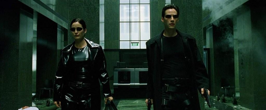 matrix keanureeves carrieannemoss 1024x425 - 'Matrix 4' é confirmado e terá Keanu Reeves e Carrie-Anne Moss