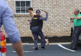Jovem pelado é perseguido pela polícia após ter matado mãe, irmã e sobrinho – VEJA IMAGENS