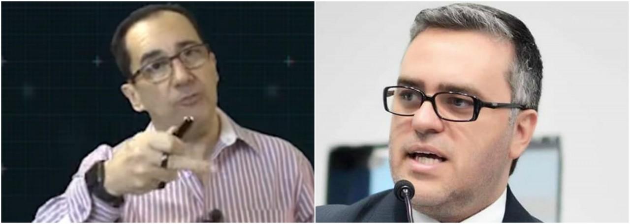 'PODE CHEGAR A R$2 BILHÕES': Senador diz que patoense do Detran SP foi o primeiro