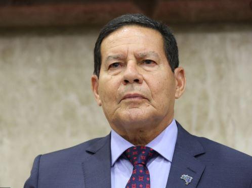 mourão - Mourão diz que demissão de Marcos Cintra foi decisão de Bolsonaro