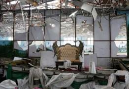TRAGÉDIA: ataque em casamento deixa dezenas de mortos