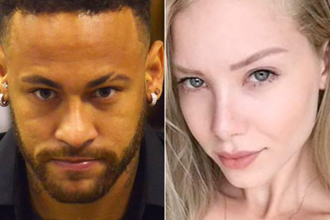 """neymar najila 1 - Caso Neymar: """"No fundo sabia que não haveria justiça"""", diz Najila"""