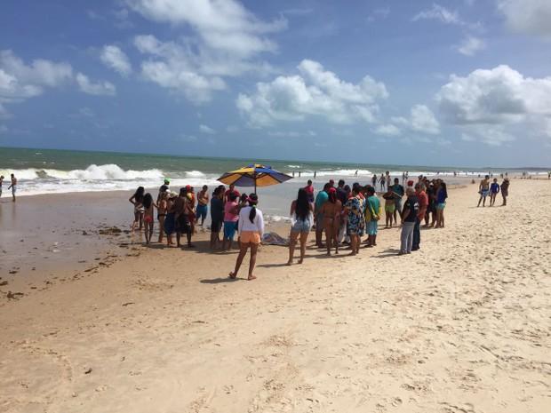 Homem morre afogado em praia Bela, no Litoral Sul da Paraíba