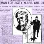 the evening world new york ny 18 jan 1901 chronicling america historic american newspapers library of congress 19082019063843243 - Político norte-americano escondeu por 60 anos que havia nascido mulher