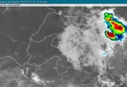 Inmet indica chuvas e maré de até 1,9m no litoral da Paraíba