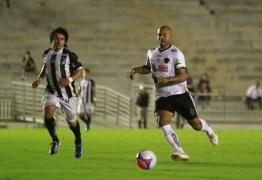 CBF define arbitragem para decisões de Botafogo-PB e Treze na Série C