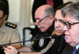 Paraíba registra redução de 21,4% nos homicídios em oito meses e João parabeniza forças de segurança do estado