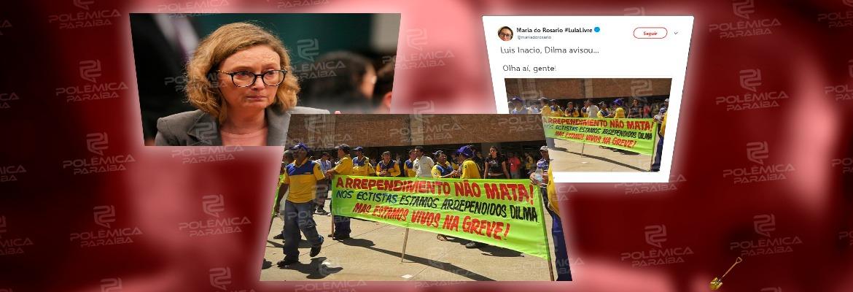 159430b4 674c 4403 804c 83c845a15cd3 1 - FAKE NEWS?: Maria do Rosário utiliza foto de 2011 para forjar apoio de categorias a Dilma Rousseff