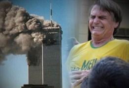Flávio Bolsonaro compara facada a atentado terrorista do 11 de setembro