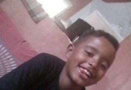 'Mãe, compra um caixão pequeno', ameaça PM antes da morte de menino de 12 anos