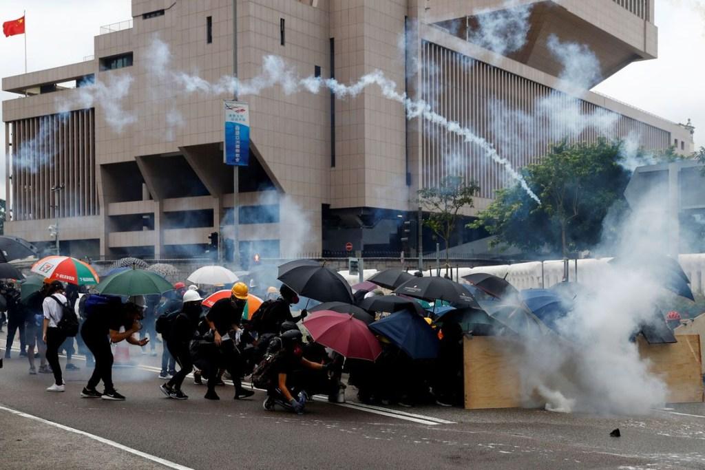 2019 08 31t095256z 227797246 rc1568198470 rtrmadp 3 hongkong protests 1024x683 - Estudantes de Hong Kong boicotam primeiro dia de aula