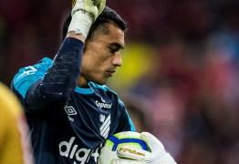 Tite convoca goleiro paraibano para a seleção brasileira