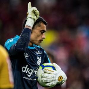 20190717 flamengo x athletico pr 141 300x300 - Tite convoca goleiro paraibano para a seleção brasileira