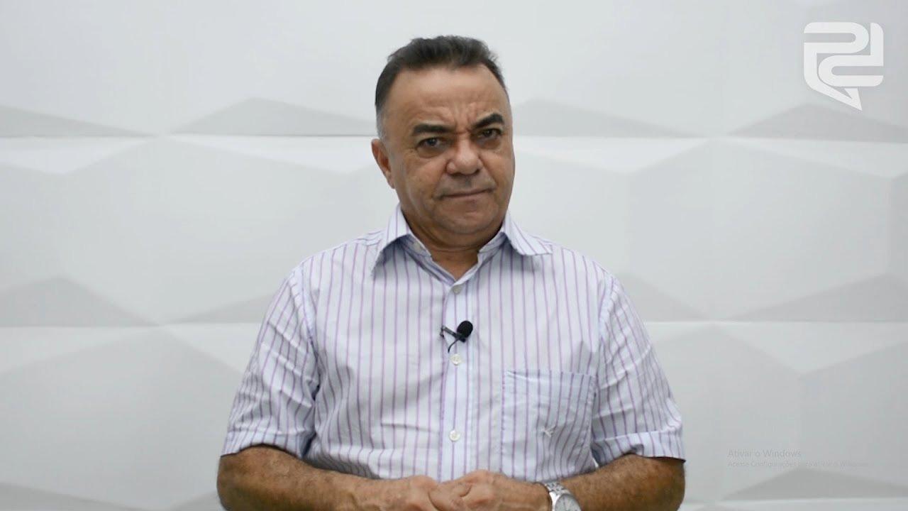 Por que Ricardo não convidou o governador e os seus aliados para o evento em Monteiro? – Por Gutemberg Cardoso