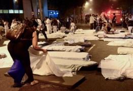 TRAGÉDIA: Incêndio em hospital do Rio de Janeiro deixa onze mortos