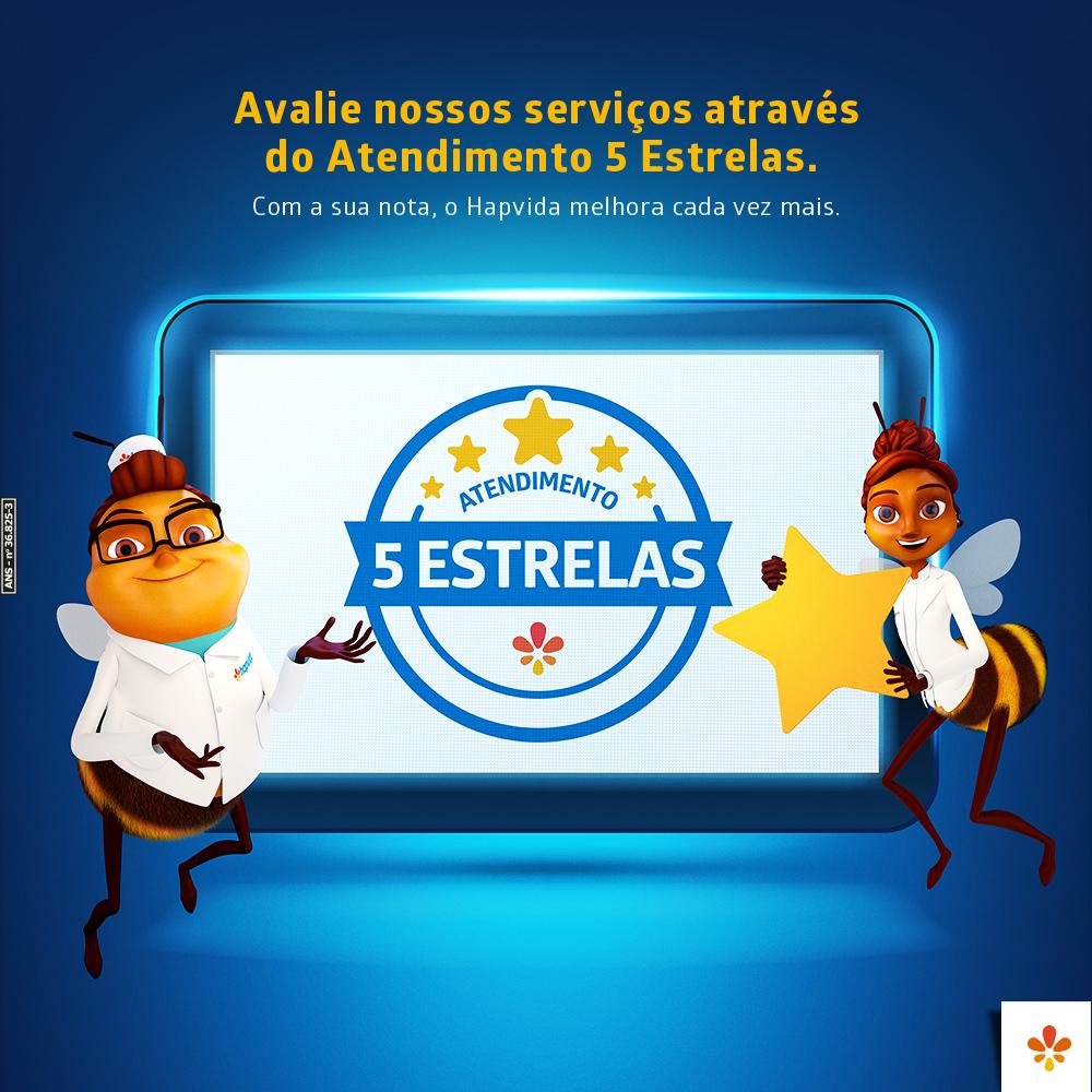 61750670 9681 4ada b3ad 0a2f8365c46f - Hapvida lança pesquisa de satisfação para clientes