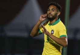 Matheus Cunha se destaca e Seleção sub-23 vence Chile em amistoso