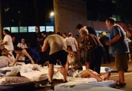 Vítimas morreram por asfixia e desligamento de aparelhos, diz IML