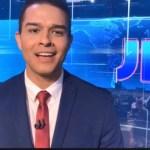 Capturar 29 - Jornalista paraibano apresenta o 'Jornal Nacional' deste sábado