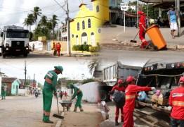 Mil dias de gestão: Secretária de Meio Ambiente destaca trabalho de limpeza urbana de Conde