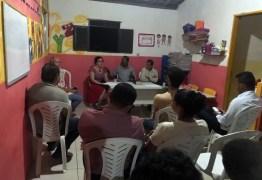 Prefeita Márcia se encontra com lideranças evangélicas de Conde