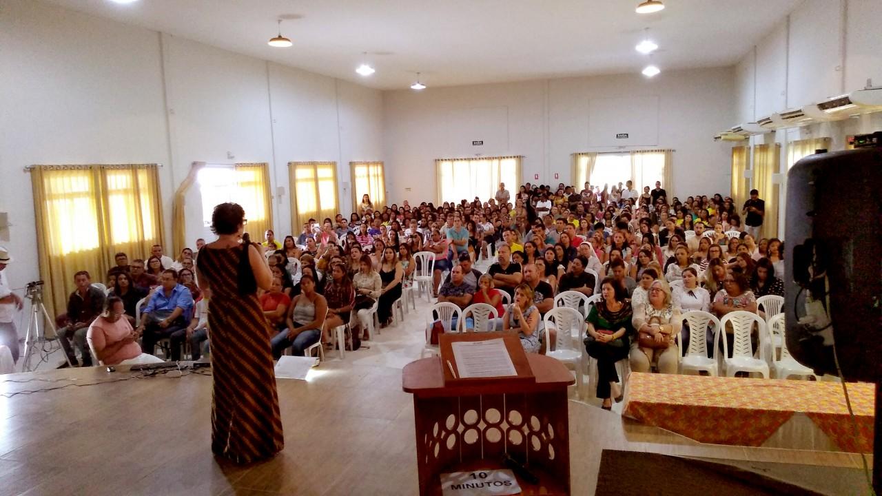 Fórum Mil Dias 2 - Prefeita Márcia Lucena apresenta balanço da gestão durante 'Fórum 1.000 Dias em Ação'