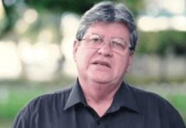 CHATEADO: João Azevedo pode 'boicotar' convocação da convenção nacional após dissolução de diretório estadual do PSB