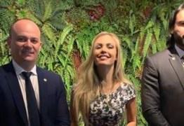 Parente de Bolsonaro, 'Léo Índio' se reúne com 'direita paraibana' e escuta diagnóstico de cargos federais no estado